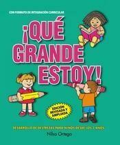 Book ¡Que Grande Estoy!