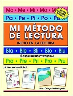 Book Mi Metodo de Lectura