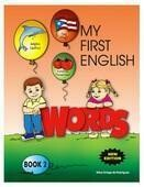 Book My First English Words 2