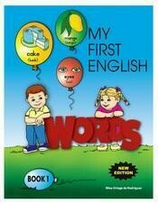 Book My First English Words 1