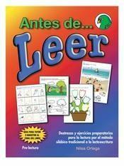 Book Antes de Leer