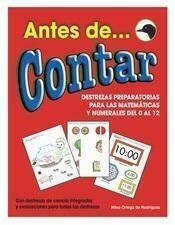 Book Antes de Contar