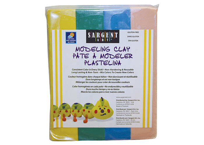 Modeling Clay 1 lb.