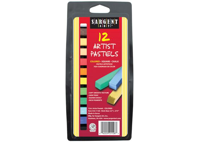 Chalk Pastel Sargent