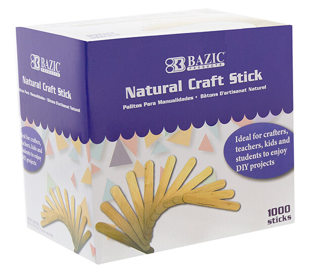 Craft Natural Stick (bx-1000)