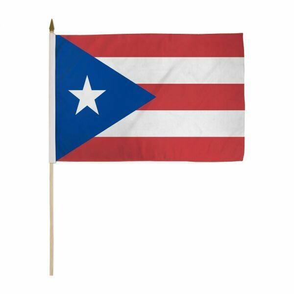 """Flag 12 x 18"""" Countries"""