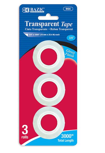 Tape Refill (pk-3)