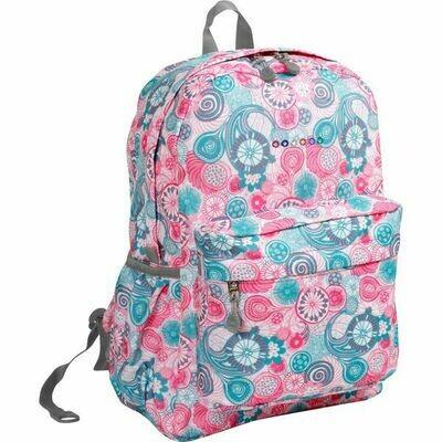 Backpack OZ Campus Blue Raspberry