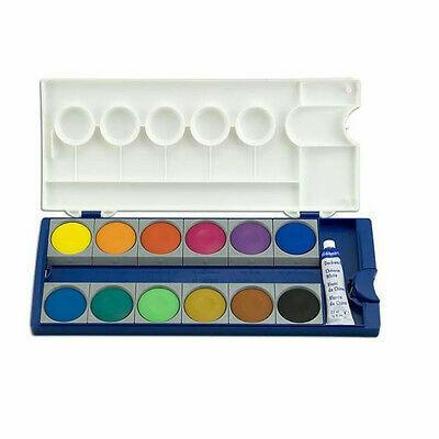 Watercolor Paint Pelikan (12 colors)