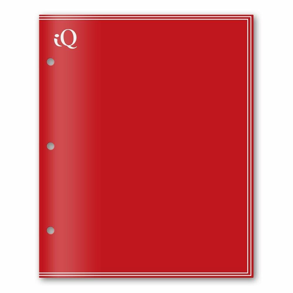 Portfolio 4 Pocket Laminated