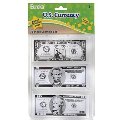U.S. Currency [75 pcs]