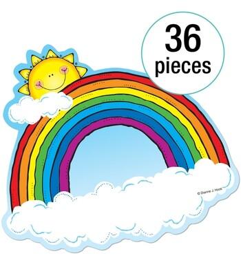 Cut Out Rainbows [pk-36]