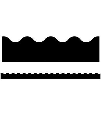 Borders 39 feet- Black