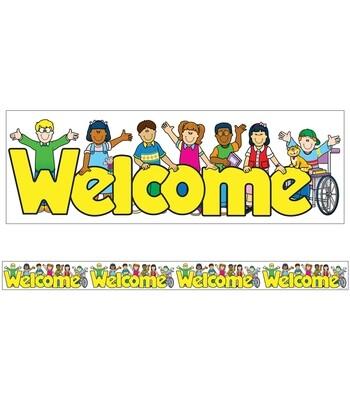 Borders Welcome Kids