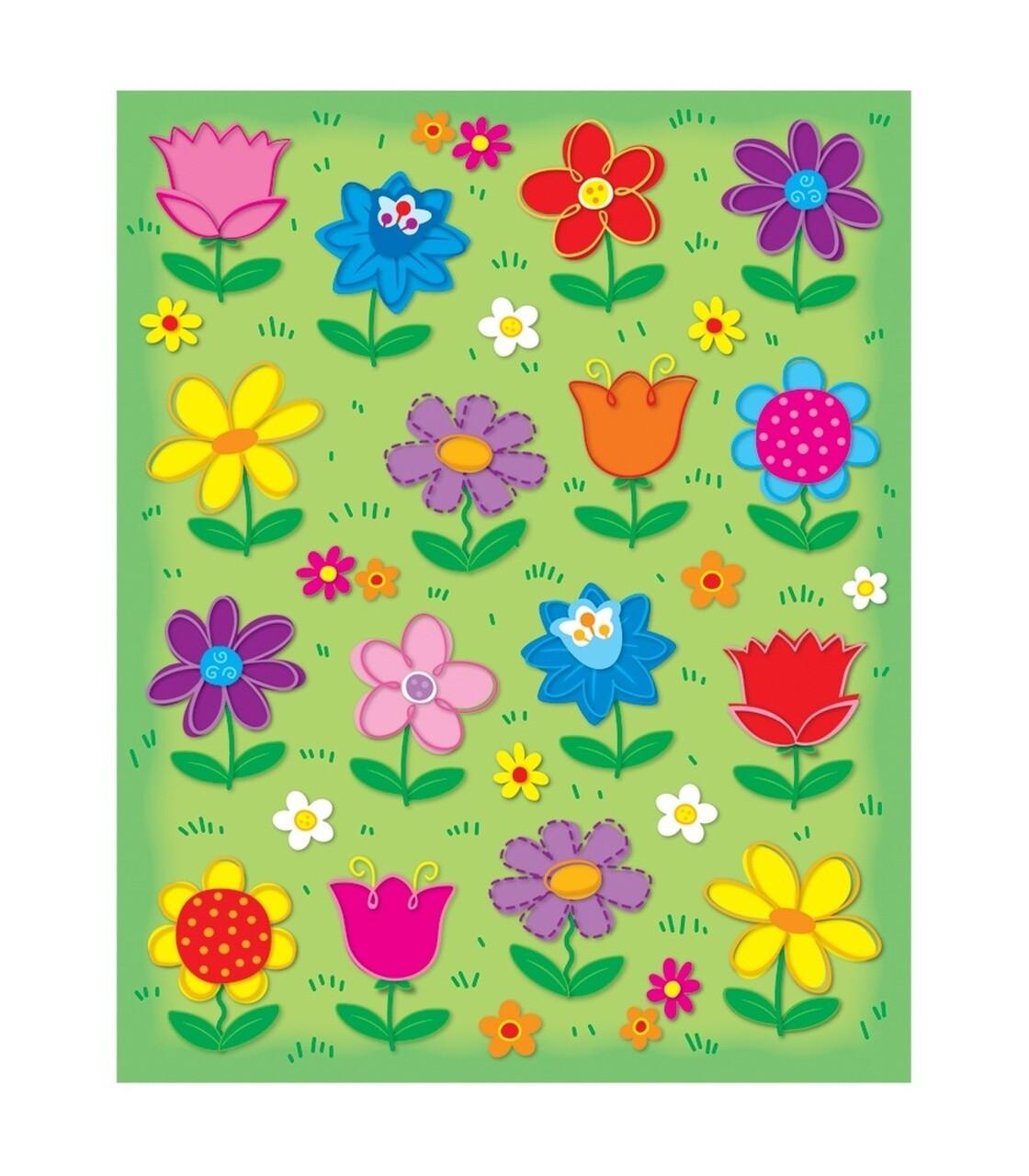 Stickers Flowers [pk-96]