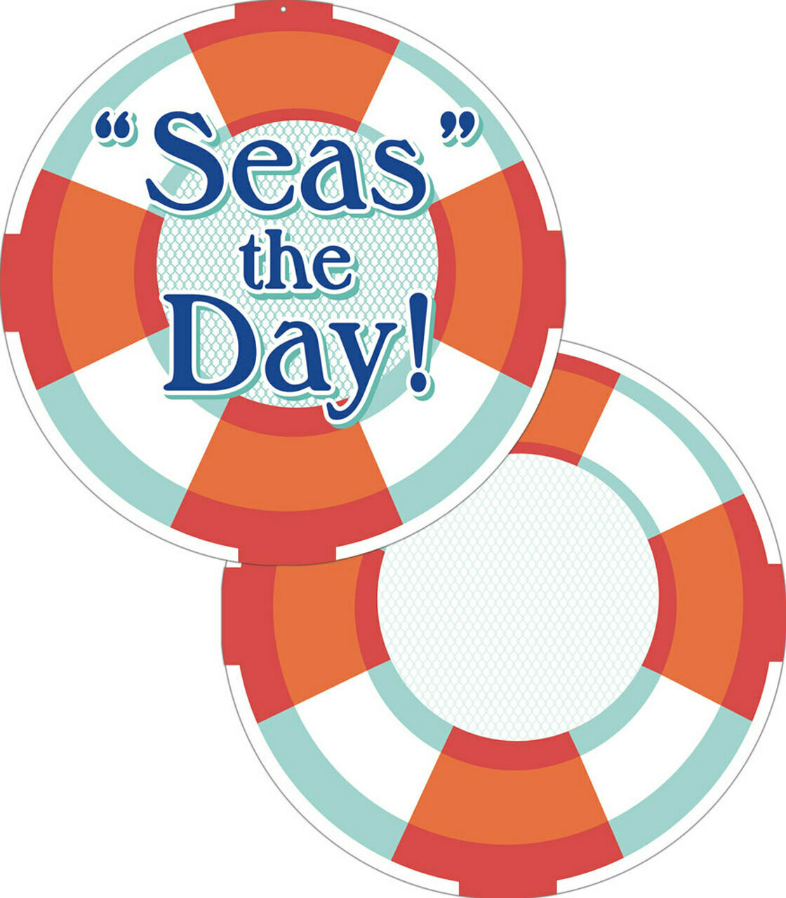 """Cut Out """"Seas"""" the Day!"""