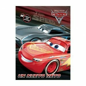 Coloring Book Cars 3