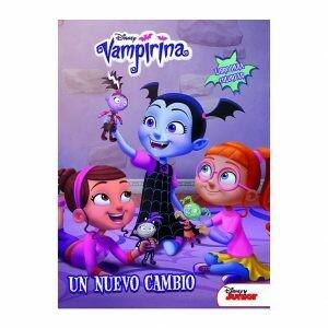 Coloring Book Vampirina
