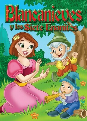 Coloring Book Blancanieves