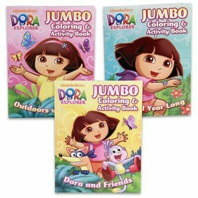 Coloring Book Dora