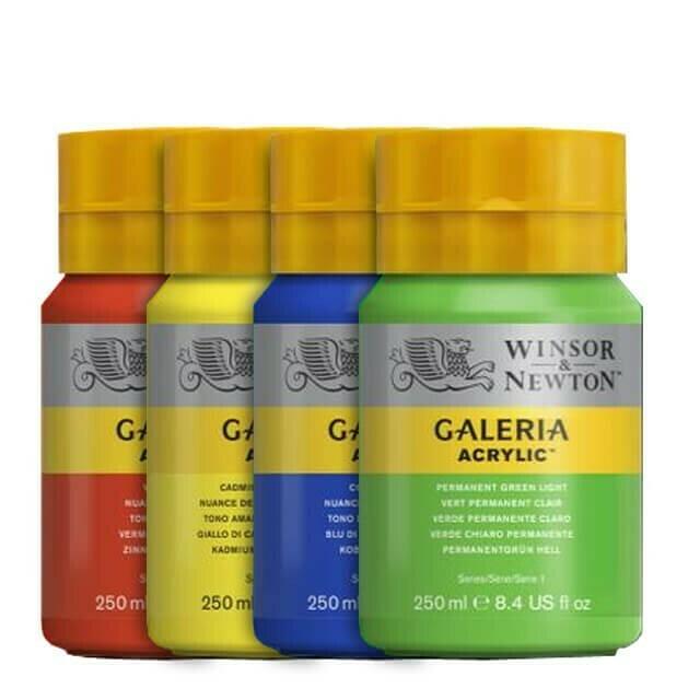 Paint Acrylic Galeria 250ml