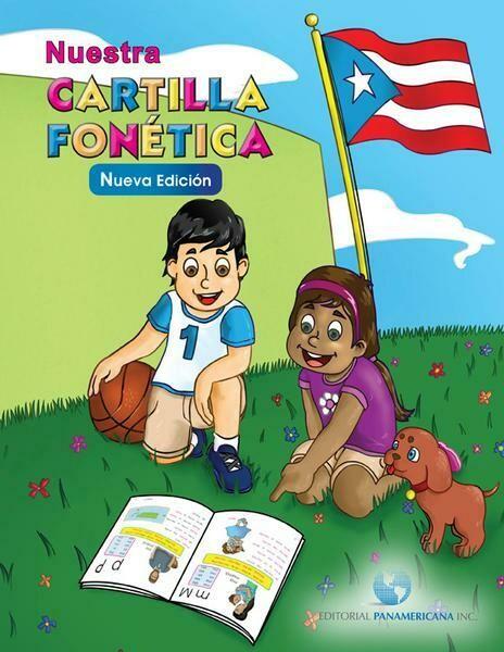 Booklet Nuestra Cartilla Fonetica