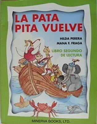 Cartilla Fonetica La Pata Pita Vuelve