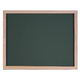 "Chalkboard Green 18"" x 24"" Wood Frame"