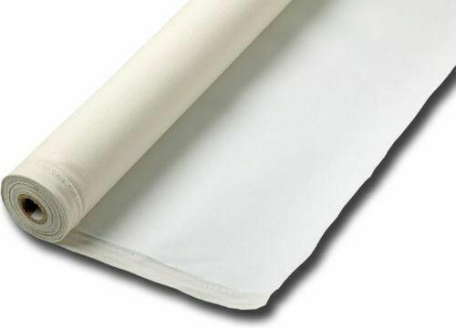 """Canvas Roll 84"""" x 6 yards"""