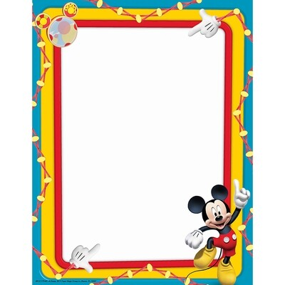 Computer Paper Mickey Mouse Clubhouse (pk-50)