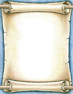 Paper Scroll (pk-100)