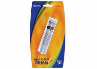 Equilateral Prism-4 in-3/4 sides
