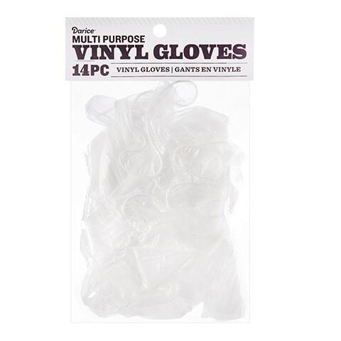 Vinyl Gloves (14pc)