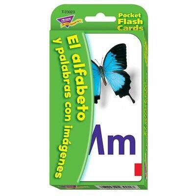 Flash Cards Alfabeto en Español
