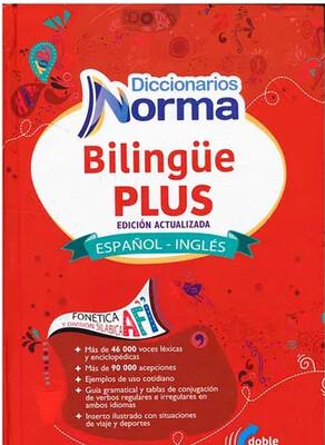 Dicc. Bilingue Plus Norma