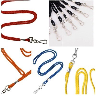 Lanyard & ID Holder Colors