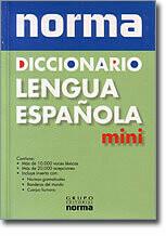 Dicc. Español Norma (Mini)