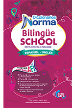 Dicc. Bilingue School Norma