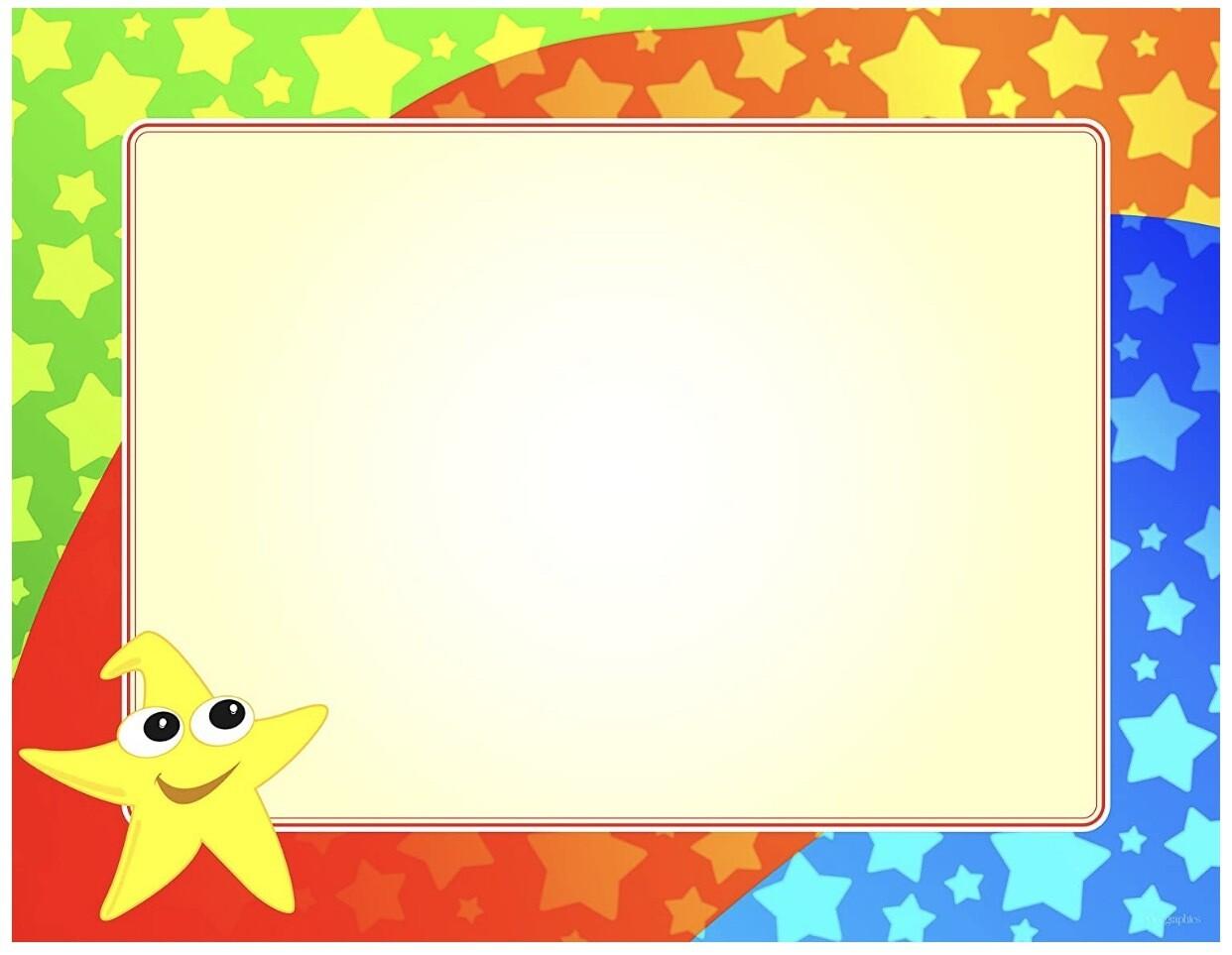 Paper  Star Guy Design [pk-25]