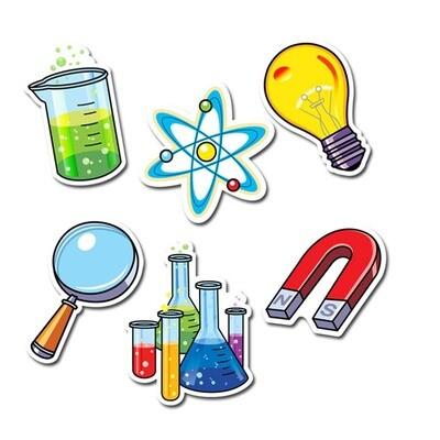 Cut Outs Science Lab Asst. (pk-36)