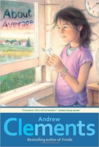 Novel About Average (grade 3-6)