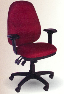 Mesh Seating, Chair Prima 5326 with T-Arms
