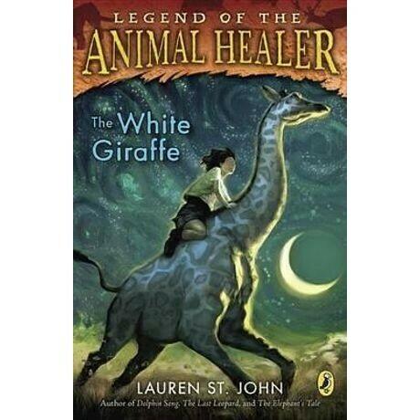 Novel The White Giraffe