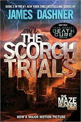 Novel The Scorch Trials (Maze Runner, Book 2)