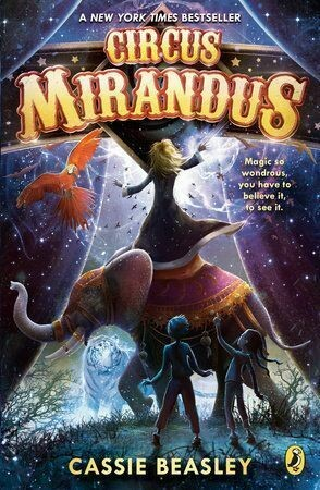 Book Circus Mirandus