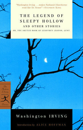 Novel The Leyend of Sleepy Hollow