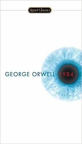 Novel Nineteen Eighty Four (1984)