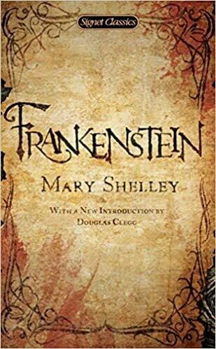 Novel Frankenstein (Classic)