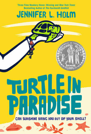 Book Turtle in Paradise