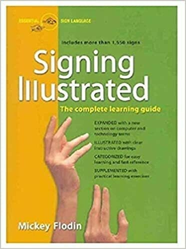 Book Signing ilustrated